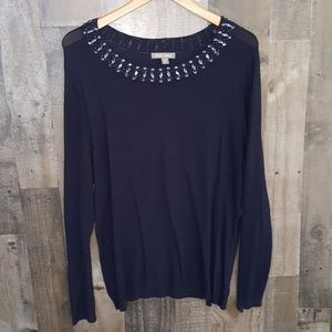 Roz and ali sequin sweater
